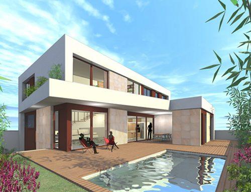 VIVIENDA ALEJANDRO Y ANA     (Arquitectura)