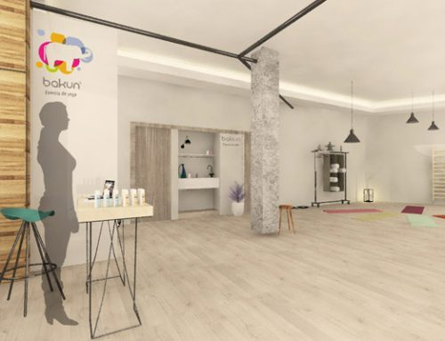YOGA SCHOOL BAKUN (Interior design)